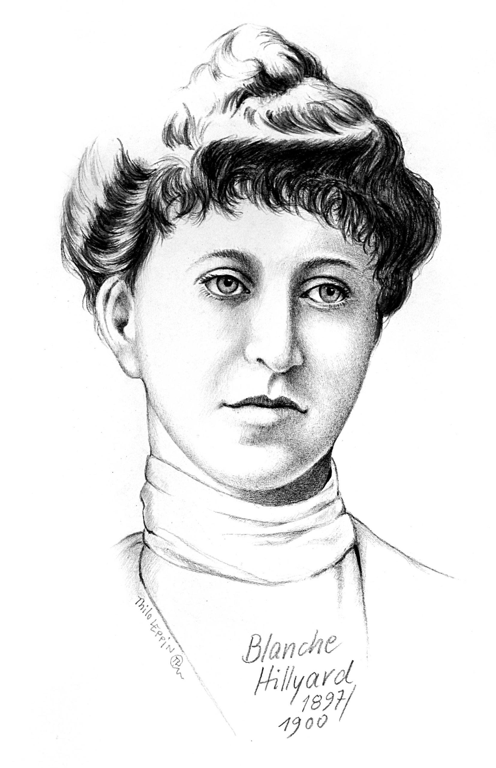 Blanche Hillyard