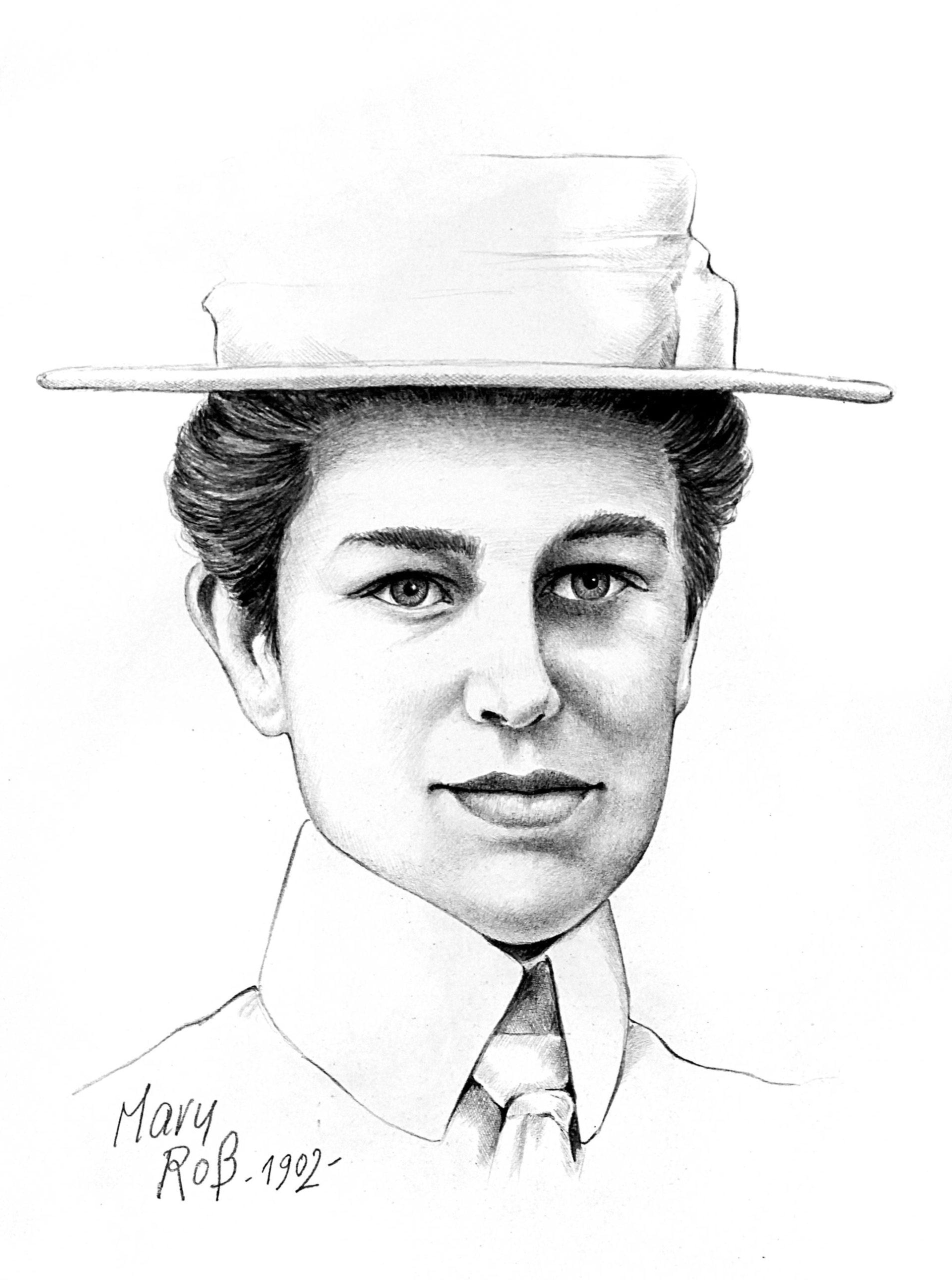 Mary Roß