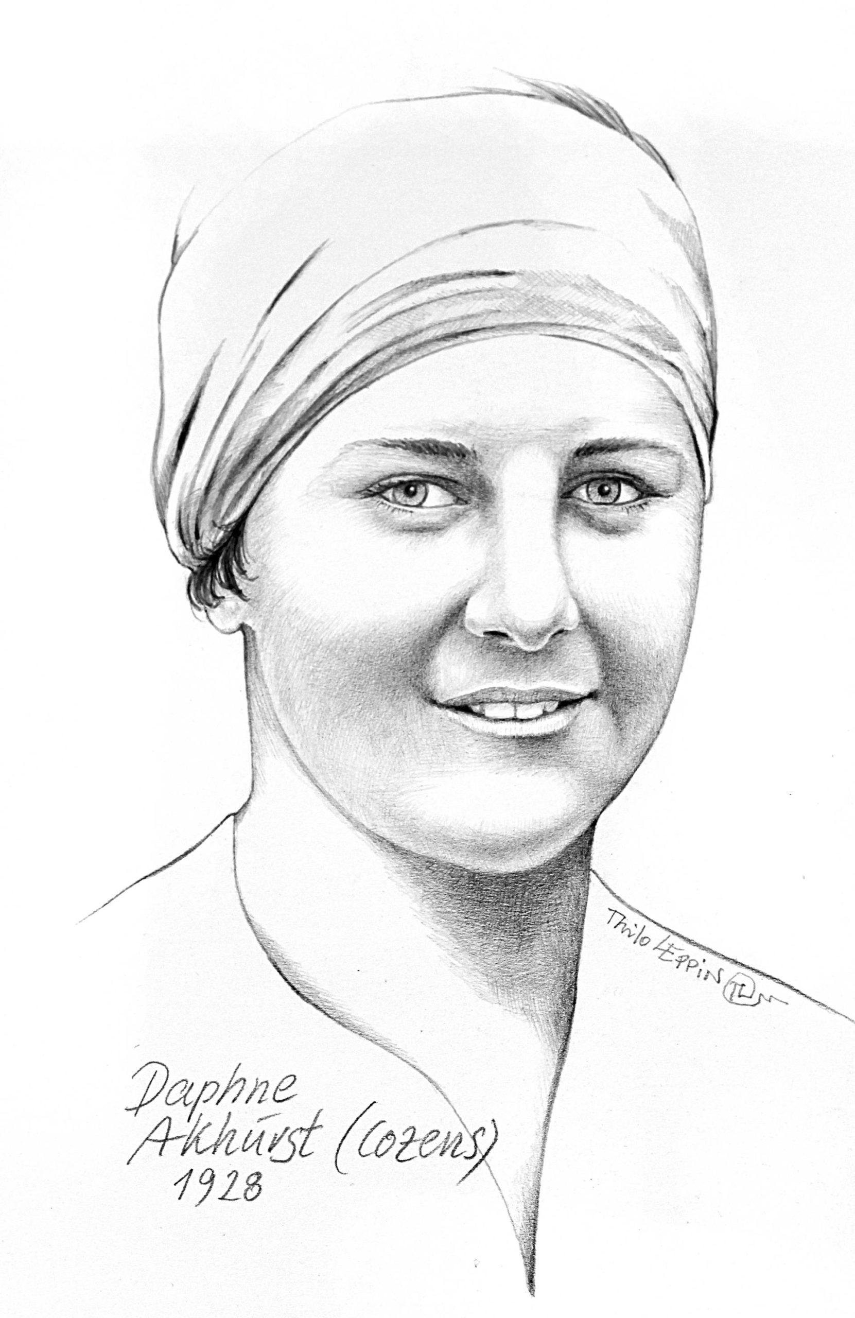Daphne Akhurst